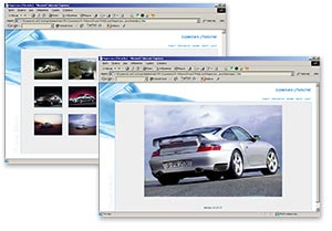 PicaJet - Sample Photo Gallery - SuperCars